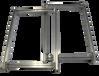 湖州丝网印刷耗材丝印网版框丝印木柄刮刀厂家批发
