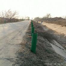 隔离镀锌波形护栏乡村高速公路护栏板波形防撞护栏板厂家山东世腾现货供应品质保证