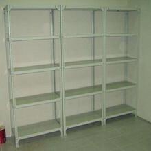 定做配送仓储物流设备轻重货架展示柜工具台柜商超货架