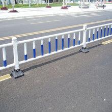 山东世腾市政护栏道路护栏锌钢护栏边框护栏及防撞设施配件供应济南德州