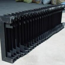2018钢板伸缩式导轨防护罩生产厂家