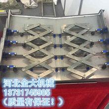 专业加工中心K611C/2导轨及XYZ轴钢板防护罩量大优惠图片
