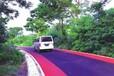 樟樹市道路添磚加瓦、瀝青改色涂裝