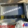 杭州麗偉V-42A加工中心導軌防護罩內部結構