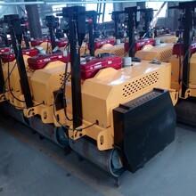 淮南手扶式重型双轮压路机装配紧密
