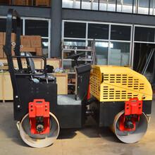 宁德3吨全液压双钢轮振动压路机功率39HP