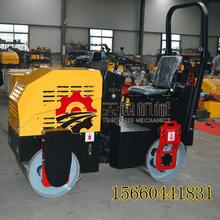 阳江1吨全液压压路机动力强劲性能优越保养方便的1吨座驾式压路机