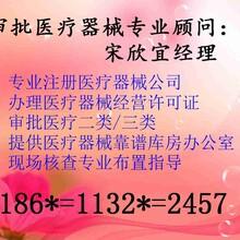 北京昌平医疗器械经营许可证谁能办?办理医疗三类有哪些要求