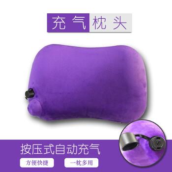 环保pvc午睡枕充气枕头便携腰垫易收纳腰枕趴睡枕开车腰部支撑腰枕充气枕头