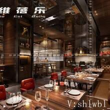 上海西餐厅卡座沙发定制