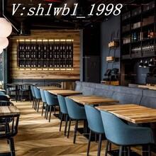 嘉兴西餐厅实木桌椅定制