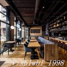 重庆西餐厅实木桌椅定制