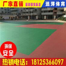 南平硅PU球场南平硅PU塑胶篮球场造价南平硅PU球场面层材料