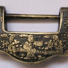 铜锁到底值多少钱
