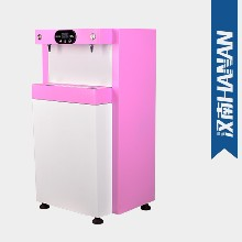汉南校园专用饮水机ER-12不锈钢双温开水器幼儿园直饮水设备图片