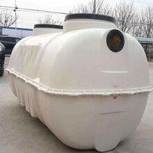 SMC模压玻璃钢化粪池的安装和使用