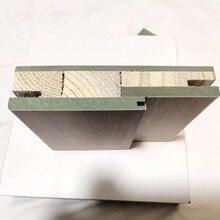 室内无漆木门套装门生产厂家碳晶木��力门图片