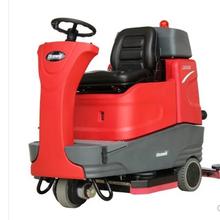驾驶式洗地吸干机,克力威XD80车库用驾驶式洗地机,江阴工厂驾驶式洗地机图片