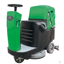 驾驶式工业洗地机,工厂大面积用驾驶式洗地机,政府单位用驾驶式洗地机图片