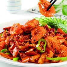大虾怎么做好吃又简单香辣虾图片