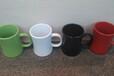 炻瓷陶瓷杯马克杯咖啡杯色釉杯色口色把杯乐扣保温杯