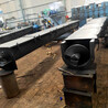 双驱电动输送料机木屑锯末螺旋式输送机
