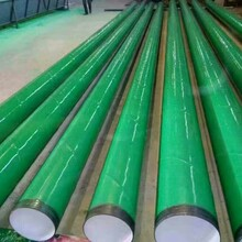 苏州环氧树脂防腐螺旋钢管耐高温图片