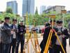 雅安全站儀后方交會公路測量學習