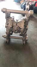 廠家供應風動抽油泵QBY3-25L隔膜泵風動隔膜泵氣動隔膜泵圖片