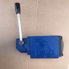 4H230C-08手板阀手动换向阀4H230-08弹簧复位图片