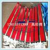 皮带机抗震缓冲床厂家生产,高耐磨高吸收高弹性防窜动缓冲床