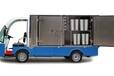 貴州食堂保溫送餐車/雙排座四輪送餐車/畢節校園送餐車