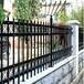 青海海東市政護欄民和鋅鋼護欄廠鐵藝護欄價格