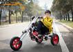 DIY百变童车一款会变形的童车引领无限商机