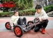 自由驾驭diy百变童车不停翻新花样从众多童车品牌中脱颖而出