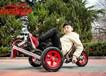 自由驾驭diy百变童车颠覆传统童车单一的造型设计,千变万化