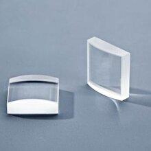弯月透镜平凸柱面透镜深圳非球面透镜定制加工厂家