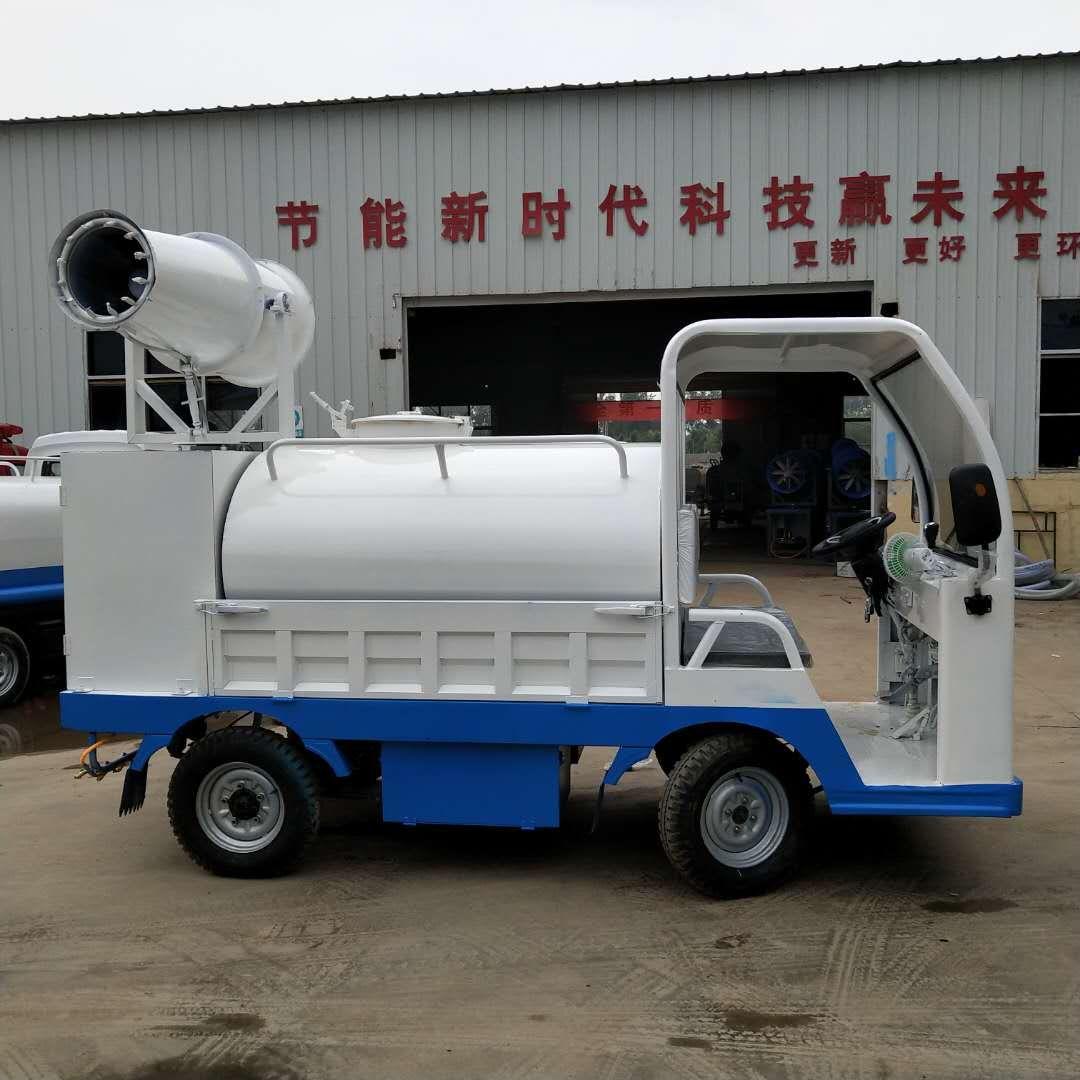 南京三輪高炮多功能水車價格走勢