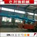 钢格网手动液压移动式登车桥集装箱装卸货上车平台调节斜坡板