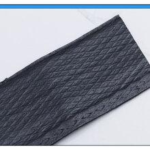 鋼塑復合加筋帶施工注意圖片