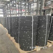 钢塑复合拉筋带在加筋土挡墙的施工方法图片