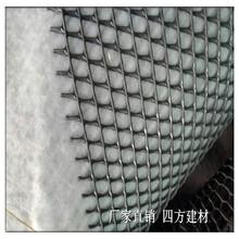 光面HDPE土工膜膨润土防水毯,三维复合排水网,土工滤网,排水板图片