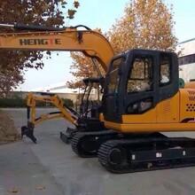 小型履带挖掘机HT90恒特挖掘机90