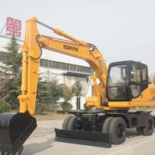 供应恒特轮式挖掘机HTL150恒特挖掘机