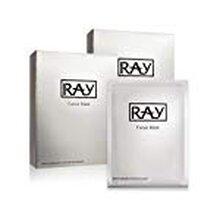 泰国RAY妆蕾银色面膜10片/盒