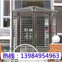 重庆金属门厂图片