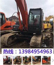 重庆轮式挖掘机回收图片