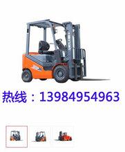 重庆电动叉车回收公司图片