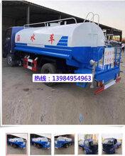 重庆洒水车回收公司图片