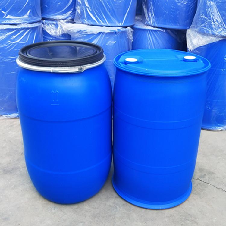 200L化工塑料桶蓝色200升塑料桶